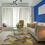 xiandai einfache teppiche geometrischer teppich living room,teetisch,sofa,teppich abstrakte nordische teppiche-A 160x230cm(63x91inch)