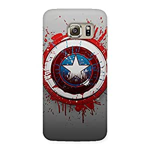 Delighted Bloodsheilds Back Case Cover for Samsung Galaxy S6 Edge