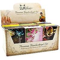 Luxflair Premium Räucherkegel/Räucherkerzen Mischung 12 x 20 Stück in der XXL Großpackung. Klassisch, blumig,... preisvergleich bei billige-tabletten.eu
