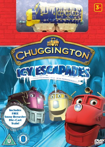 Image of Chuggington - Icy Escapades (with Die-Cast Toy) [DVD]
