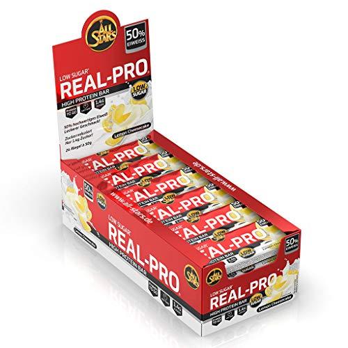 0% Protein Bar, Lemon Cheesecake, 24er Pack (24 x 50g), 1200 g ()