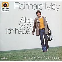 Alles was ich habe-Die 16 großen Chansons (1973) / Vinyl record [Vinyl-LP]