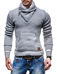 BOLF - Pull - Tricot – COMEOR 525/514/526/583/585/618 MIX – Homme