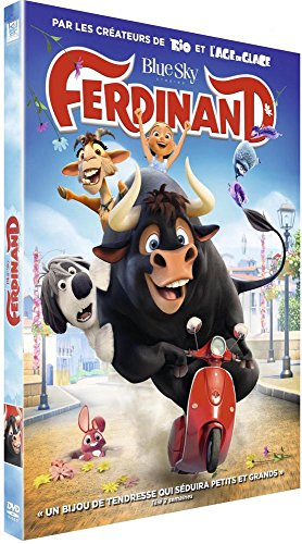 Ferdinand [DVD + Digital HD]
