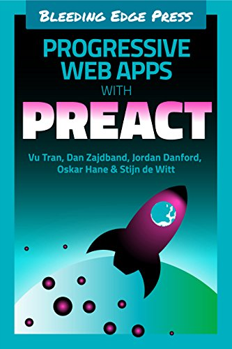 Cover art for Progressive Web Apps with Preact