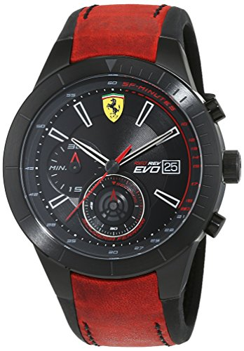 Scuderia Ferrari Orologi Men's Watch 0830399
