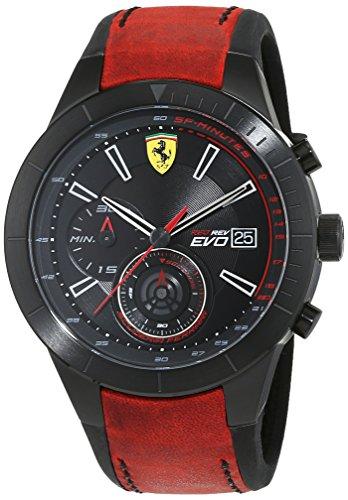 Scuderia Ferrari Orologi Herren-Armbanduhr 0830399