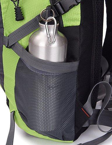 ZQ 40 L Wasserdichte Dry Bag / Rucksack Camping & Wandern Wasserdicht andere Red
