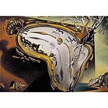 Editions Ricordi 3001N27001 - Puzzle de 2000 piezas del cuadro Los relojes blandos de Dalí