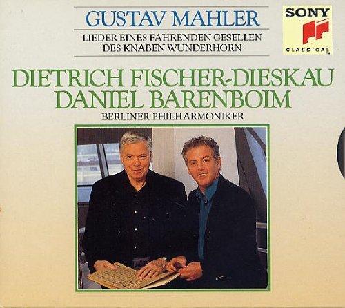 Mahler:Songs Of A Wayfarer/Des Knaben