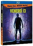 Locandina Venerdì 13 - WARNER BROS. HORROR MANIACS (Blu Ray)