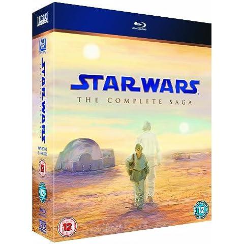 Star Wars-the Complete Saga