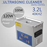 Best Commercial Steam Cleaners - Belovedkai Large Commercial Ultrasonic Cleaner with With Heater Review