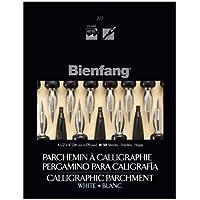 Bienfang Papel Sulfurizado–Blanco–Mármol–21,5cm x 28cm