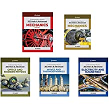 Physics Text book set for IIT JEE 2020 (Set of 5 books)
