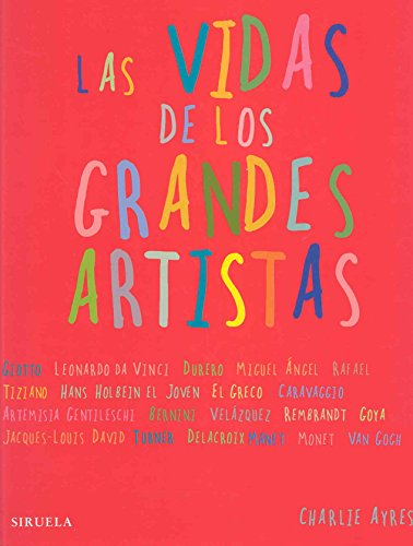 Las vidas de los grandes artistas (Las Tres Edades)