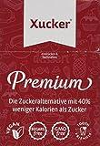 Xucker 50 Xylit-Sticks als Zuckeralternative premium, 5er Pack (5 x 200 g)