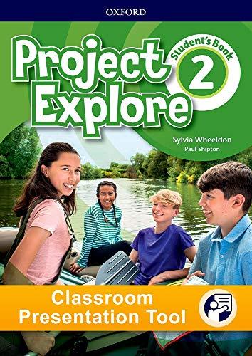 Project Explore Student's book Per la Scuola media Con espansione online: Project Explore 2 Student's Book (Project