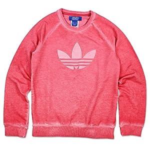 adidas Mädchen Sweatshirt J Tery Crew G