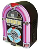 Steepletone Classic Rock Mini Jukebox mit Fernbedienung
