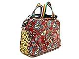 MAKENOTES MBG005 Mini Bag with Shoulder Strap - Boogie Woogie - Collection