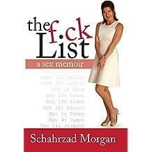 The F-ck List (English Edition)