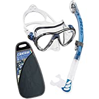 Cressi C/Set Big Eyes Evolution+alpha/Ud Snorkeling/Diving Combo