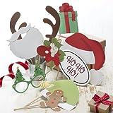 Weihnachtliches Photo Booth