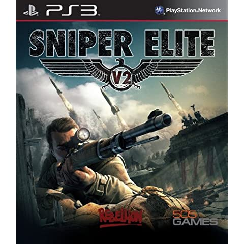 505 Games Sniper Elite V2 Gotye, PS3 - Juego (PS3)
