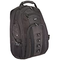 AmazonBasics Travel Laptop Backpack - Black