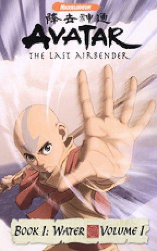The Last Airbender - Book 1 - Water - Vol.1