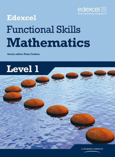 Edexcel Functional Skills Mathematics Level 1 Student Book (Edexcel Functional Maths)