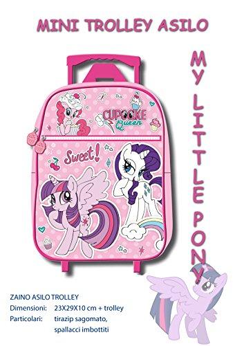 TOTALE OFFICE TRADE, Kinderrucksack My Little Pony (My Pony-koffer Little)