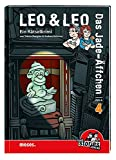 Leo & Leo: Das Jade-Äffchen (Rätselkrimi)