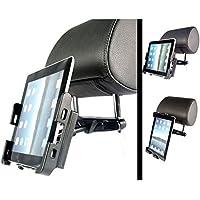 Ultimate Addons–Supporto auto poggiatesta con forte super slim nuovo Apple iPad 3Holder