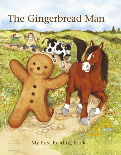 The Gingerbread Man (floor Book): My First Reading Book