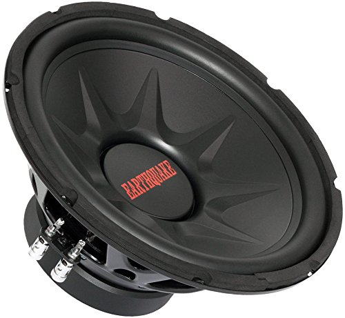 Earthquake Sound TNT-12DVC 12-inch Subwoofer with Dual 4-ohm Voice Coil - Dual Voice Coil Subwoofer