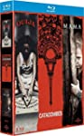 Ouija + Catacombes + Mama [Blu-ray]