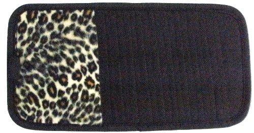 Tan Cheetah Animal Print 10 CD/DVD Car Visor Organizer by LA Auto Gear Tan Animal-print
