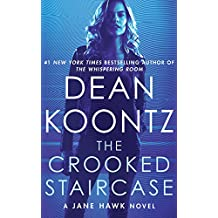 The Crooked Staircase: Library Edition (Jane Hawk, Band 3)