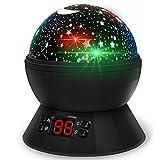 Regalo de Navidad para Niño Lámpara de Proyector de Estrellas Rotación 360°con 8...
