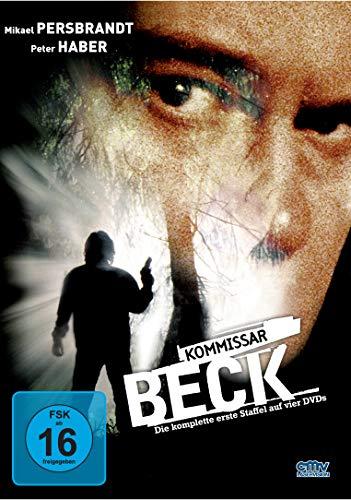 Kommissar Beck - Die Komplette Erste Staffel (Neuauflage) [4 DVDs] (Beck Dvd)