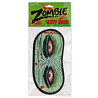 American Science & Surplus Zombie Eyes Undead Novelty Sleep Mask by Accoutrements