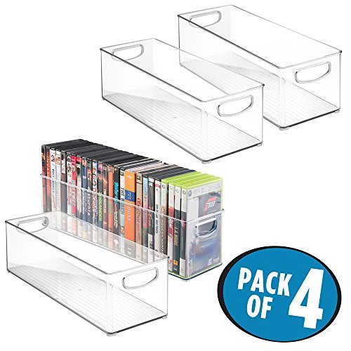 mDesign Household Storage Bin fo...