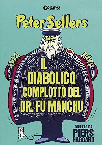 Il Diabolico Complotto Del Dr. Fu Manchu