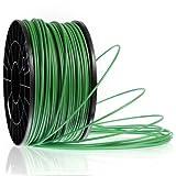 Kaisertech Filament für 3D Drucker 1kg PLA / ABS 1.75mm / 3mm - Premium Qualität & verschiedene Farben (PLA 1.75mm, Tannengrün)