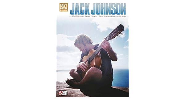 Easy Guitar: Jack Johnson. Sheet Music for Guitar, Lyrics & Chords ...