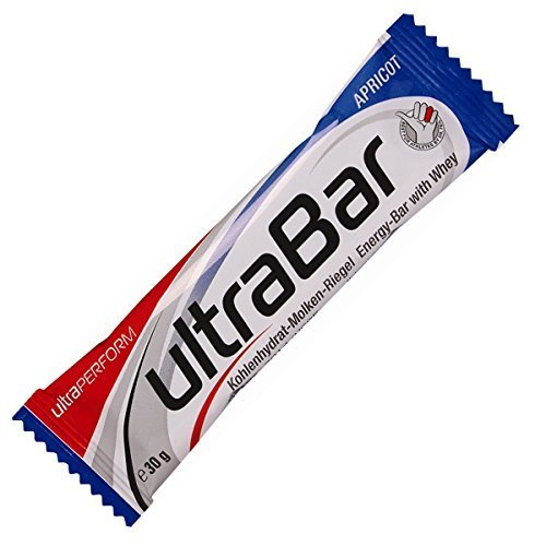 Ultra Perform Bar Aprikose Karton 40 Riegel a 30g