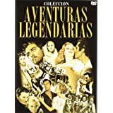The Legendary Adventures Collection - Ivanhoe (1952) / Scaramouche (1952) / The Prisoner Of Zenda (1937 & 1952 versions) / The Three Musketeers (1948) / King Richard And The Crusaders (1954) - Official WB Region 2 PAL 6-DVD Box Set