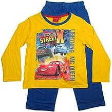 Disney Cars 3 Kollektion 2017 Schlafanzug 92 98 104 110 116 122 128 Jungen Pyjama Neu Lang Lightning McQueen